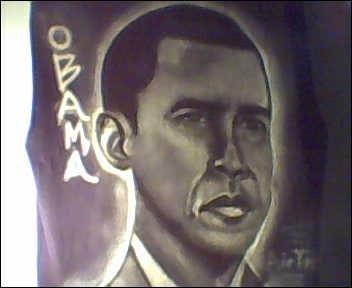 Barack Obama by itstrizzy